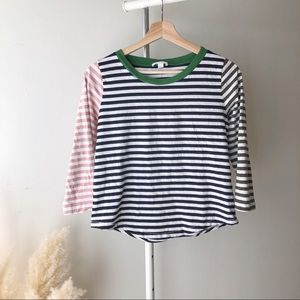 COS Striped Tee